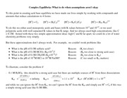 11 - introduction to how to solve complex equilibira