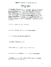 Example Questions for Readings_2013