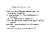 15. Competition