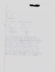 econ notes timed write 3, inflation, increased interest rates