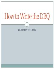 How_to_Write_the_DBQ