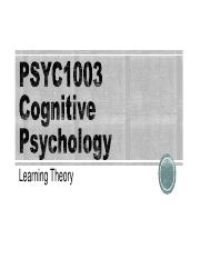PSYC1003 Learning Theory.pdf