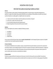 MUSI 1306 Soundtrack Analysis Paper Guidelines and Rubric (1).doc