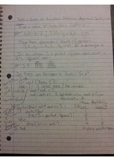 Scientific programming notes roots and zeros, and grid search