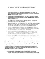 INTERACTIVE SITUATION QUESTIONS.docx