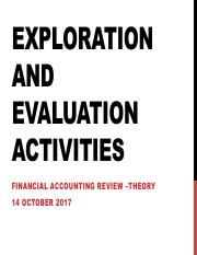 2017_19 - Exploration and Evaluation.pdf