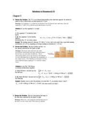 Chapter 5 Hm. 3 Solutions