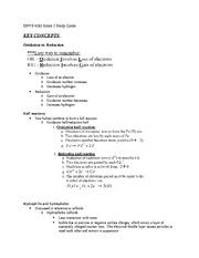 envs 4101 environmental chemistry louisiana state university rh coursehero com environmental science midterm study guide answers environmental science study guide aquatic ecosystems answers
