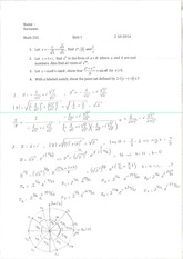 Math241Quiz1_solution