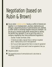 Oct 4- Affect in Negotiation theory.ppt
