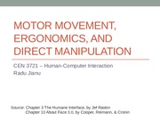 L6 - Motor movement, ergonomics, and direct manipulation (create exercise).pptx