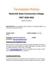 Tennessee History Syllabus.docx