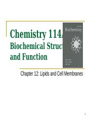 Chemistry_114A_Chapters_12_lecture_outline.ppt