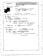 1287_Mechanics Homework Mechanics of Materials Solution