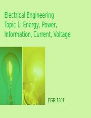 Lecture 19 - Energy, Power, Current, Voltage.pptx