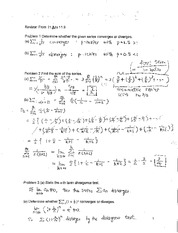 Review (3) Solution