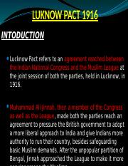 lucknow pact 1916.pptx