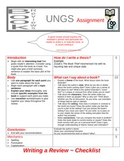 Bensaid_UNGS_Book_Review_Rubric