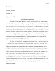 Narrative Essay Assignment.docx