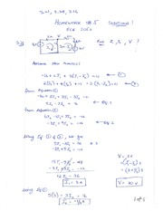 HW_5 solutions