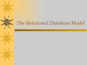 Chap2-The Relational Database Model