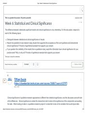 COMPLETE_ Week 6_DB_ Statistical and Clinical Significance.pdf