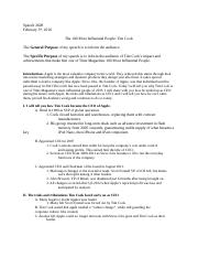 ceremonial speech outline 10 ceremonial speech topic ideas using the identification methoddoc - download as word doc (doc), pdf file (pdf), text file (txt) or read online.