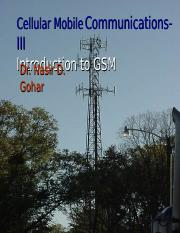 5. Ch-11 Wireless Systems and Standards-Introduction to GSM.ppt