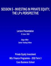 Session 5 - Investing in PE - PEI Lecture Presentation  (20 June 18).ppt