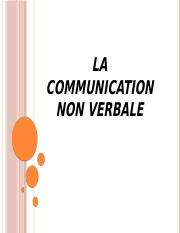 LA COMMUNICATION NON VERBALE (1).pptx