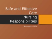 HU_Intro_to_Prof_Safe and Effective Care