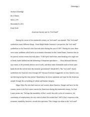 charlotte temple essays