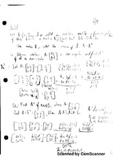 Notes on Inverse Matrices