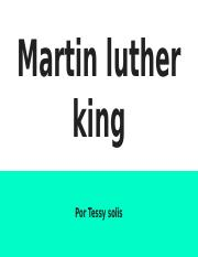 martin luther king .pptx