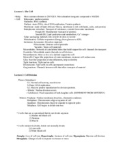 ANA EXAM 1 STUDY GUIDE