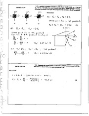 850_Mechanics Homework Mechanics of Materials Solution