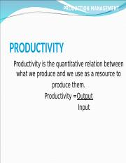 9 Productivity.ppt