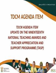 Item D.3 NTA ANNOTATION - TDCM 12 - 13 NOVEMBER 2018.pptx