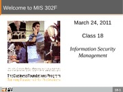 S11-Class-18-Information Security Management-v2