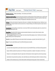 Medication Class Notes Template-9