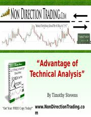 Advantage of Technical Analysis.ppt