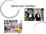 Same-sex Families