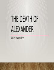 Death+of+AlexanderConsequences.pptx