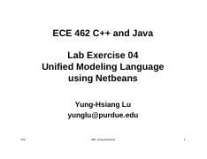 Unified Modeling Language Pdf