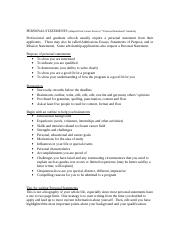 Personal Statement Tips.doc