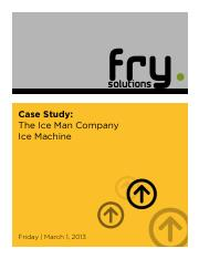 Case_Study_Ice_Man_Ice_Machine