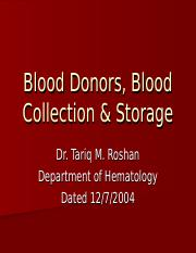 Blood donors_collection and storage part2