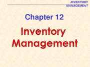 Inventory-Class