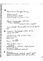 Lecture Notes 6