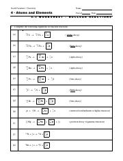 Chem 4.3 Worksheet-R-Nuclear Reactions-Ans.pdf